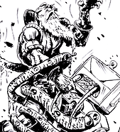 War Gods of the Deep_Monsters Magic & Mayhem