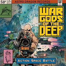 Action Space Battle_BAND CAMP Exclusive