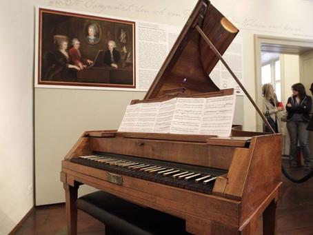 A Família do Piano: o Pianoforte