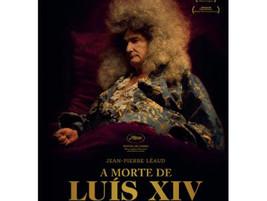 A Morte de Luís XIV em DVD