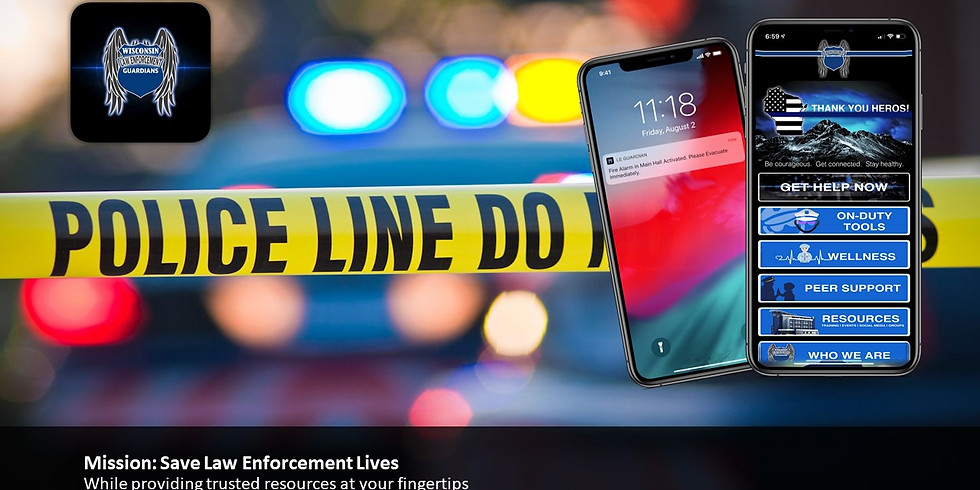 WI Law Enforcement Wellness App Demo - Sheriff's