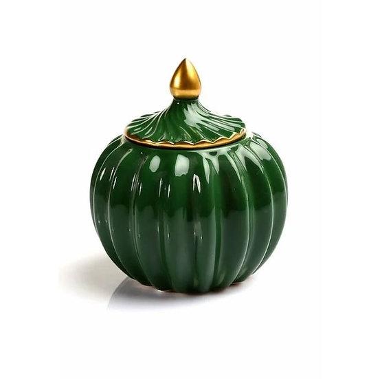 Beyrut Koleksiyonu_Yeşil Dekoratif Obje