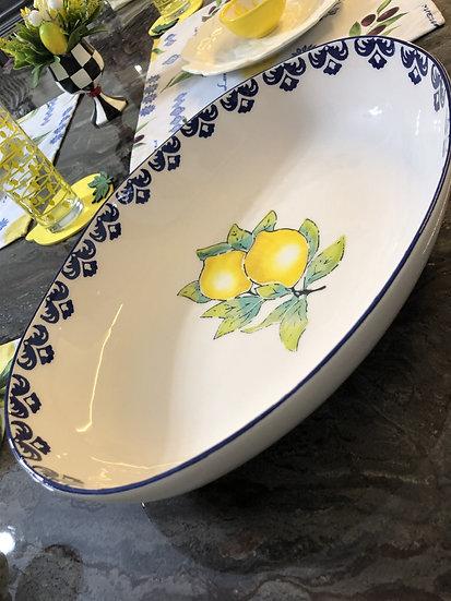 Limon Koleksiyonu_Salata Kasesi
