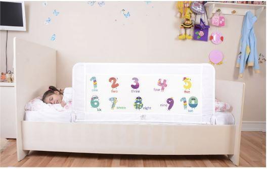 Katlanabilir Yatak Bariyeri 120 cm