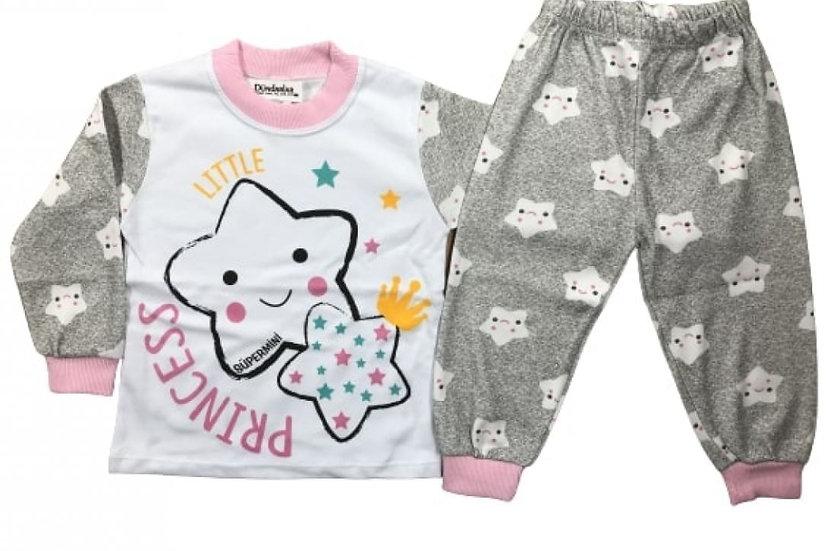 LITTLE PRINCESS_Pijama Takımı 1-3Y 1515