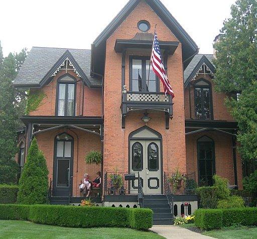 Corunna House