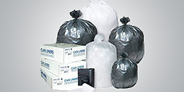 Garland Supply Fort Worth Bags & Can Liners
