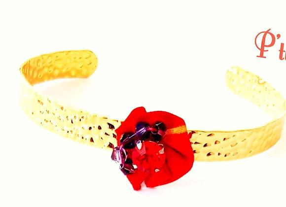 Bracelet Doré à l'or fin