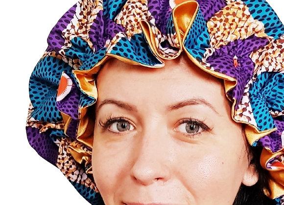 Bonnet Coloré Satin