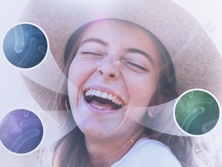 A interação entre o microbioma oral e a saúde intestinal