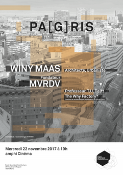 ESA // PA [G] RIS // 22 novembre 2017 Revoir la conférence de WINY MAAS