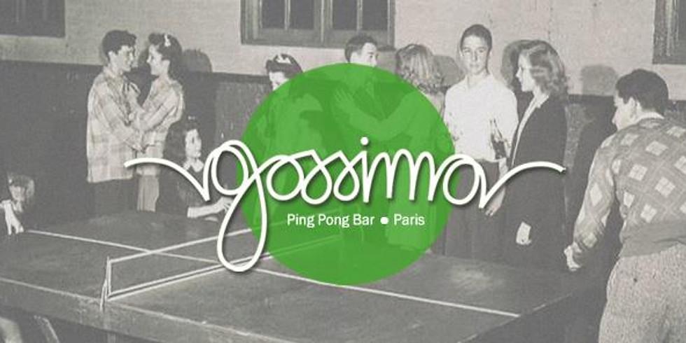 AFTERWORK #4                Ping-Pong Bar