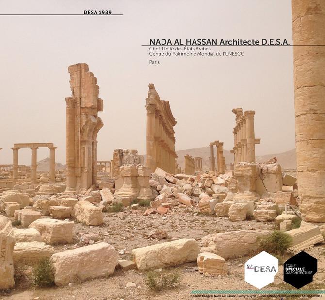 Conf #4 // 11 mai 2017 // DESA, et après ? Nada Al Hassan Unesco