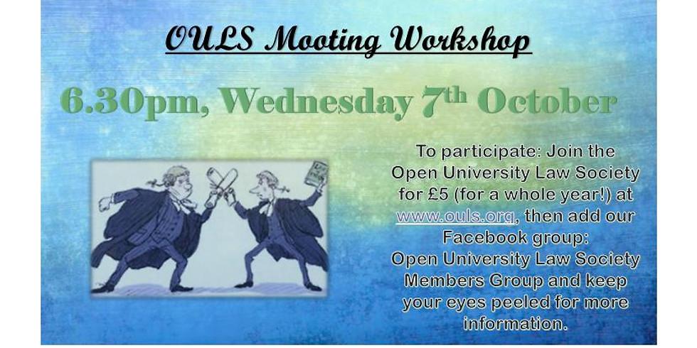 OULS Mooting Workshop