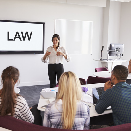 What legal issue/topic should be introduced into secondary school education and why?