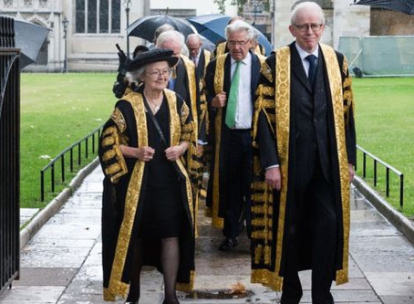 Lord Reed Appointed New President of the Supreme Court