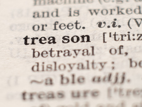 To What  Extent Should Terrorism Be Viewed As Treason?