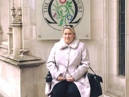 Why Are Disabled Individuals Still Being Discriminated against in the Legal Profession?