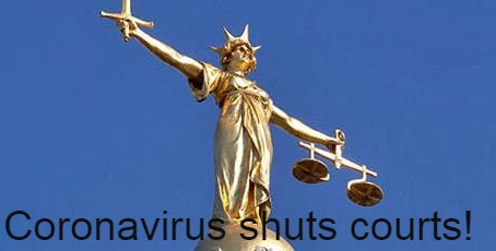 What the Coronavirus Means for the Legal Profession &  Law Students