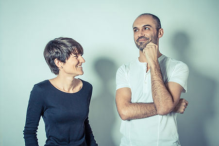 Pablo Amor y Cristina Llorente. Arquitectives