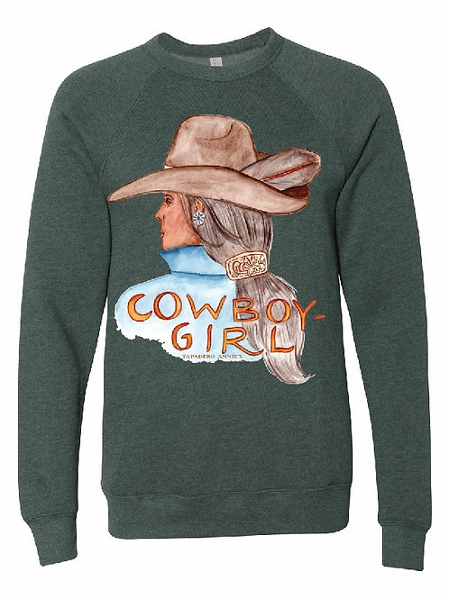 Cowboy-Girl Sweater