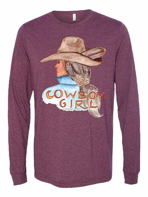 Cowboy-Girl Long Sleeve