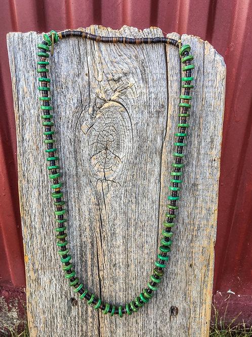 Green Turquoise & Heshi