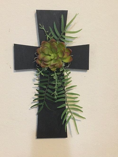 Succulent Cross