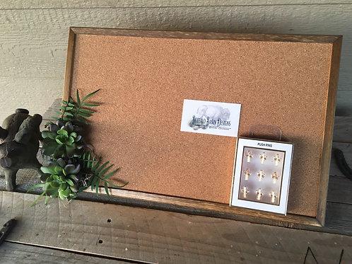 Succulent Cork Board