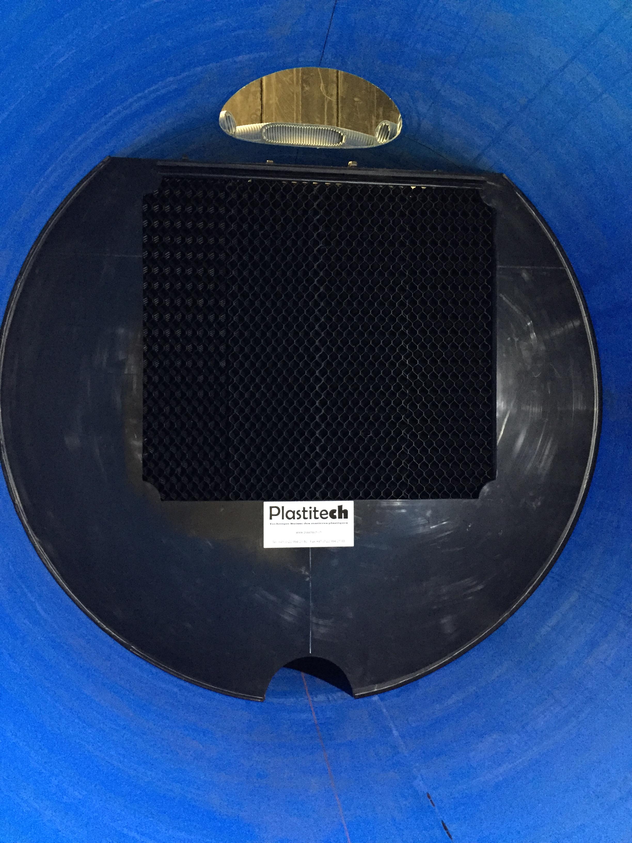 Séparateur d'hydrocarbures PE-HD