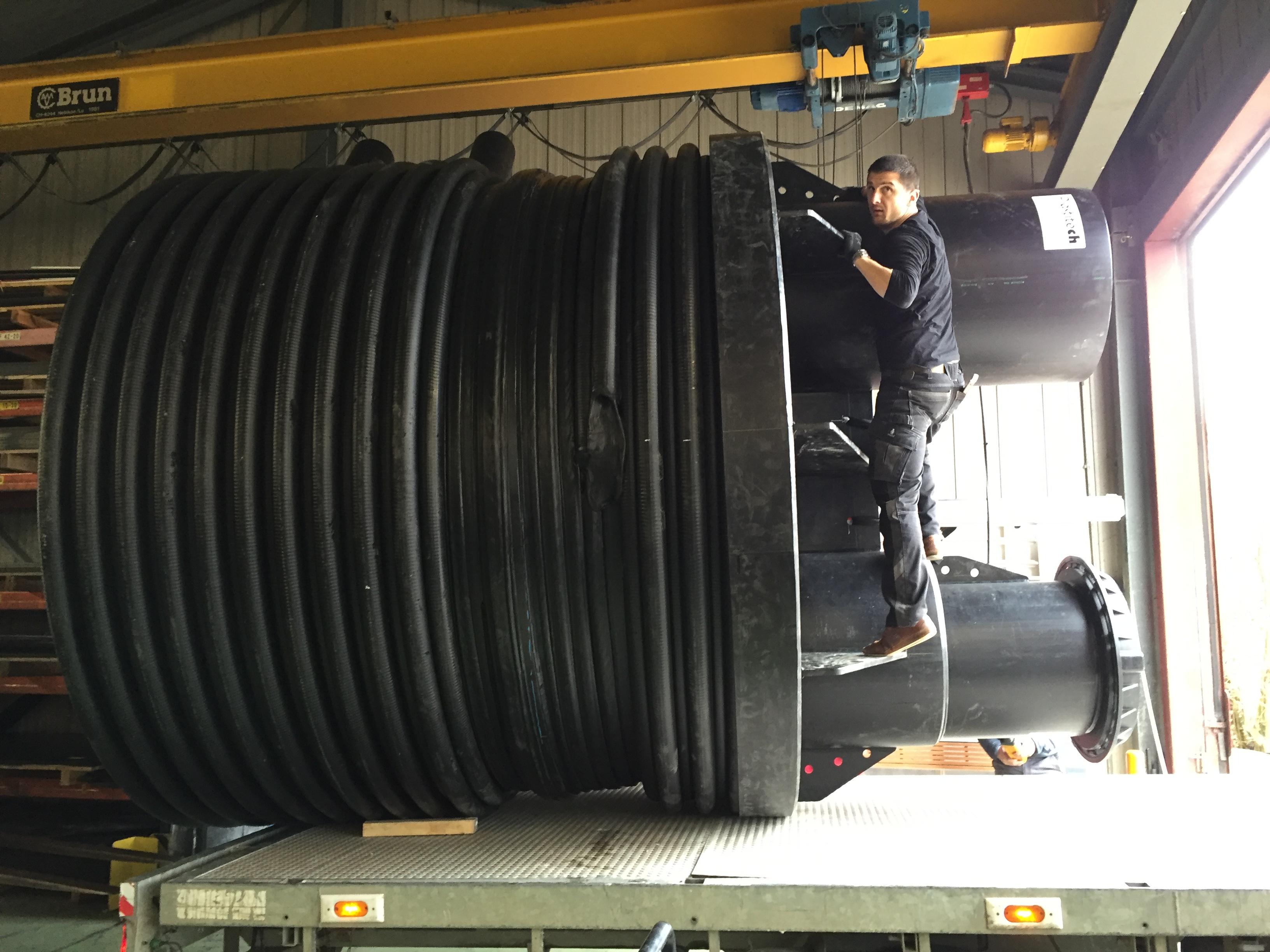 Séparateur d'hydrocarbure PE-HD