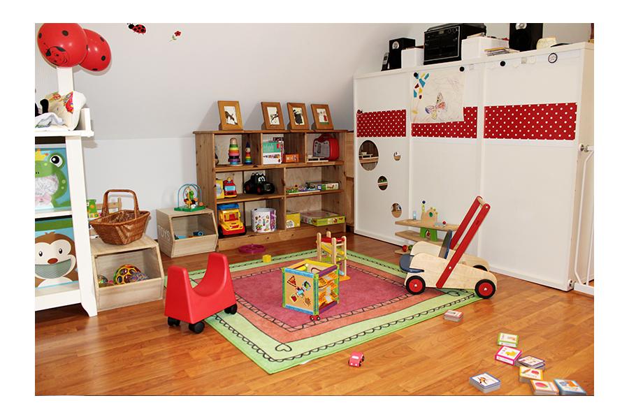 Spielzimmer der Tageskinder