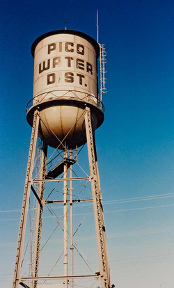 Pico Water District Tower