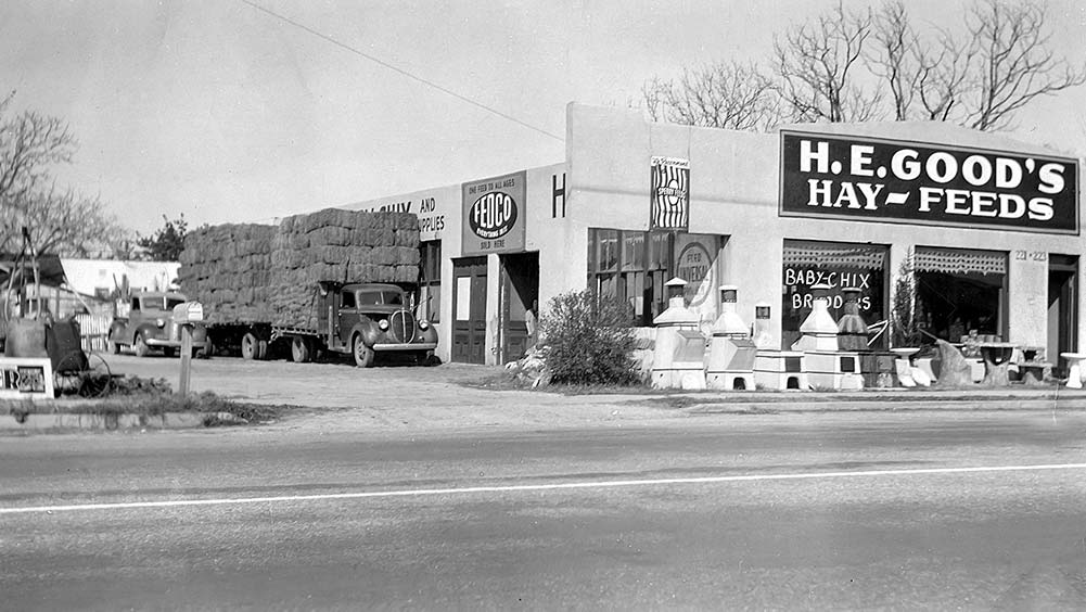 H. E. Good's Hay & Feed
