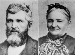 Oliver P. and Nancy Graham Passons
