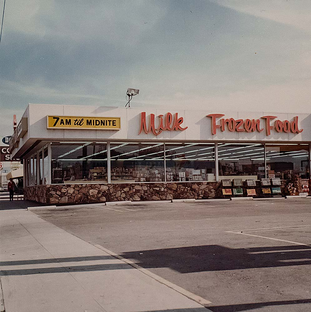 The Local Grocery Store c.1967