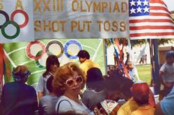 XXIII Olympiad 1984
