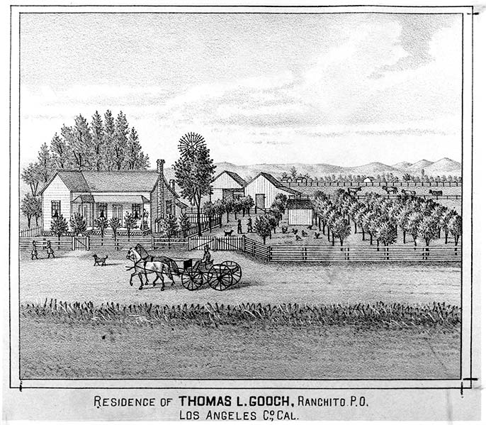 Thomas L. Gooch Ranch