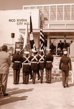 Memorial Day at City Hall