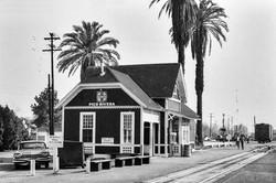 Santa Fe Depot 1967