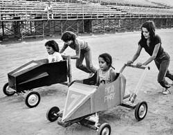 Box Car Races at El Rancho High