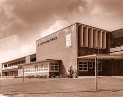 El Rancho High School 1952
