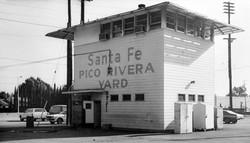Santa Fe Depot Yard 1979