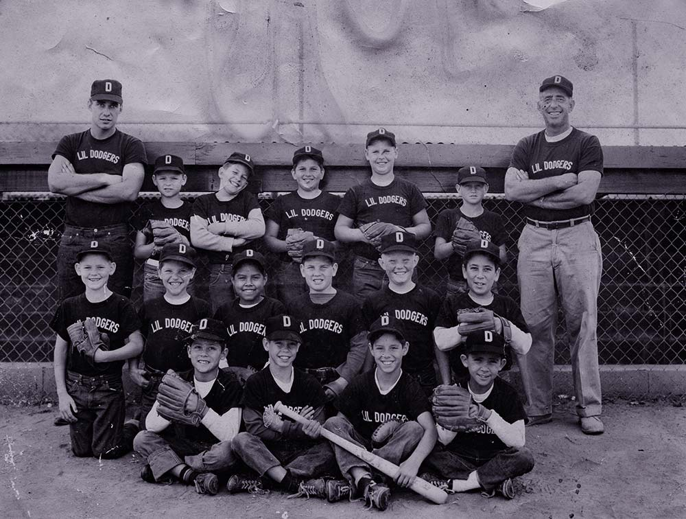 Pico Boys Baseball League Inc. 1962