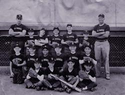 Pico Boys Baseball League Inc. 1962