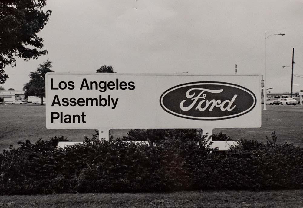 Ford Motor Plant