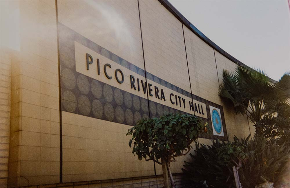 Pico Rivera City Hall c.1970's