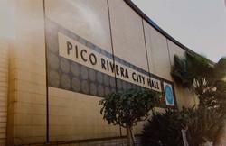 Pico Rivera City Hall c.1970's