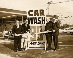 Car Wash Grand Opening