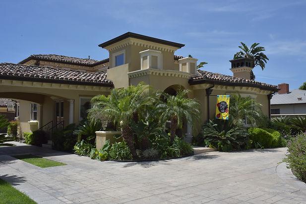 A house located in Pico Rivera